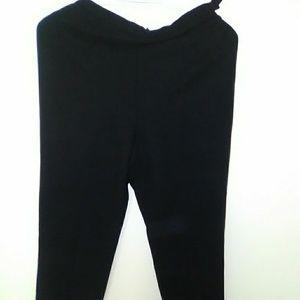 Dress Pants|Black Slacks